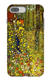 Garden with Crucifix iPhone 7 Plus Case by Gustav Klimt