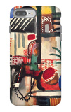 Man with a Donkey iPhone 7 Plus Case by Auguste Macke