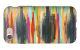 Aztec Abstract iPhone 7 Case by Melissa Lyons