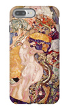 Baby iPhone 7 Plus Case by Gustav Klimt