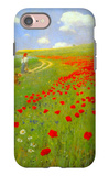 Field of Poppies iPhone 7 Case by Paul von Szinyei-Merse