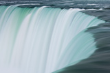 The USA, New York State, Niagara Falls, Close-Up Photographic Print by Rainer Mirau