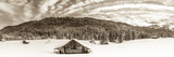 Wamberg with Zugspitz Mountains Photographic Print by Martin Kriner