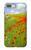 Field of Poppies iPhone 7 Plus Case by Paul von Szinyei-Merse