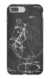 Horse Bridle Patent iPhone 7 Plus Case