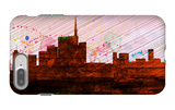 Milan City Skyline iPhone 7 Plus Case by  NaxArt