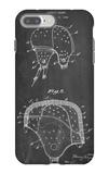 Leather Football Helmet Patent iPhone 7 Plus Case