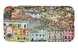 Malcena at the Gardasee iPhone 7 Case by Gustav Klimt