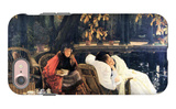 The End iPhone 7 Case by James Tissot