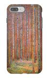 Tannenwald I iPhone 7 Plus Case by Gustav Klimt