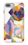 Pug Sketch iPhone 7 Plus Case by Patti Mollica