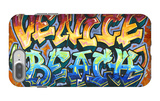 Venice Beach, California - Graffiti iPhone 7 Plus Case by  Lantern Press