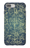 Vintage Zodiac Constellation Of Northern Stars iPhone 7 Plus Case by Alisa Foytik
