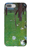 After the Rain (Garden with Chickens in St. Agatha) iPhone 7 Plus Case by Gustav Klimt