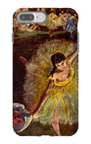 End of the Arabesque iPhone 7 Plus Case by Edgar Degas