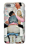 """Tattoo Artist"", March 4,1944 iPhone 7 Plus Case by Norman Rockwell"