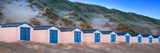 Netherlands, Holland, on the West Frisian Island of Texel, North Holland, Huts on the Beach Photographic Print by Beate Margraf