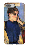 Madeleine Bernard iPhone 7 Plus Case by Paul Gauguin