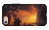 Sunrise in Yosemite Valley iPhone 7 Case by Albert Bierstadt