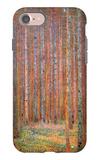 Tannenwald I iPhone 7 Case by Gustav Klimt
