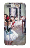 The Dance Class iPhone 7 Plus Case by Edgar Degas