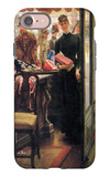 The Seller iPhone 7 Case by James Tissot