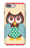 Wise Owls I iPhone 7 Plus Case by Andi Metz
