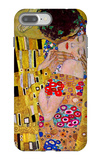 The Kiss (Detail) iPhone 7 Plus Case by Gustav Klimt
