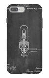 Thomas Edison Light Bulb Patent iPhone 7 Plus Case