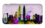 Kuala Lumpur City Skyline iPhone 7 Plus Case by  NaxArt