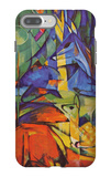 Deer in Forest iPhone 7 Plus Case by Franz Marc