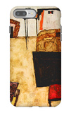 Schiele's Living Room in Neulengbach iPhone 7 Plus Case by Egon Schiele