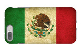 Grunge Flag Of Mexico iPhone 7 Plus Case by Graphic Design Resources