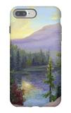 Mountain Lake at Sunrise iPhone 7 Plus Case