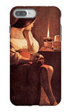 Magdalen with the Smoking Flame iPhone 7 Plus Case by Georges de La Tour