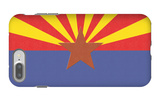 Arizona State Flag iPhone 7 Plus Case by  Lantern Press