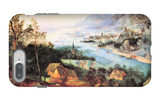 River Landscape with a Sower iPhone 7 Plus Case by Pieter Bruegel the Elder