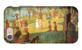 A Sunday on La Grande Jatte iPhone 7 Case by Georges Seurat