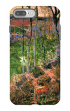 Small Breton Wooden Shoe iPhone 7 Plus Case by Paul Gauguin
