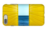 2 Yellow Beach Huts iPhone 7 Plus Case by Andy Bell
