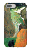 Hover Above the Abyss iPhone 7 Plus Case by Paul Gauguin