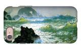 Seal Rock iPhone 7 Case by Albert Bierstadt