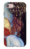 Goldfish iPhone 7 Case by Gustav Klimt