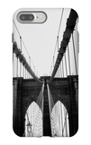 Brooklyn Bridge I iPhone 7 Plus Case by Nicholas Biscardi