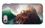 Seal Rock, California iPhone 7 Case by Albert Bierstadt