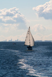 The Baltic Sea, Ferry Passage Hiddensee - Stralsund Photographic Print by Catharina Lux