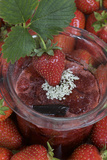 Strawberry Jam Photographic Print by Manuela Balck