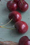 Cherries, Close Up Photographic Print by Manuela Balck