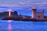 Ireland, Howth Lighthouse Photographic Print by Thomas Ebelt