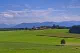 Germany, Bavaria, Upper Bavaria, 'FŸnf Seen Land' (Region), Eurasburg Photographic Print by Udo Siebig